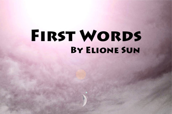 FIRST WORDS Poetry Recital by Elione Sun